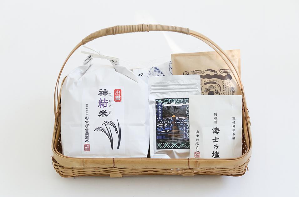 神結米のおむすびセット【送料無料】